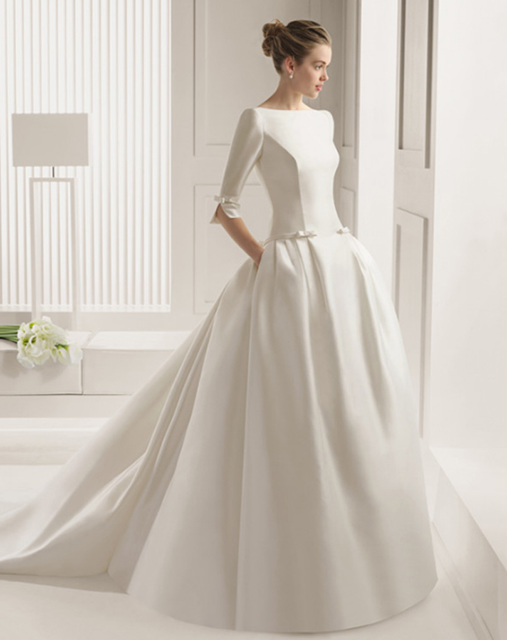 Wunderbar Brautkleider Größe 24 Bilder - Brautkleider Ideen ...